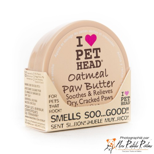 Paw Butter Pet Head