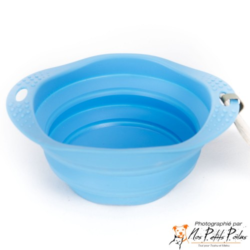 Beco Travel Bowl bleu