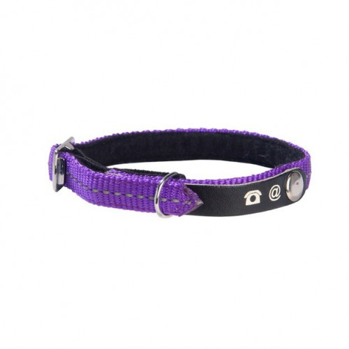 Collier Lost violet Bobby