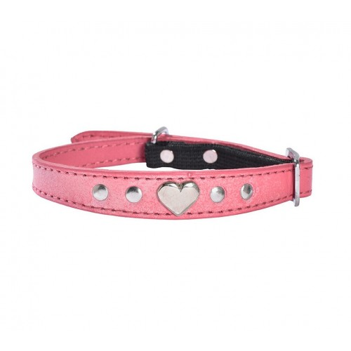 Collier amour rose Bobby