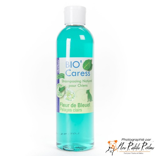Shampoing Bio'Caress pelages clairs Verlina