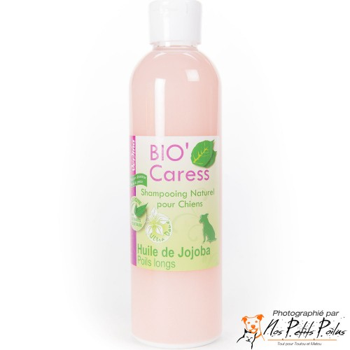 Shampoing Bio'Caress poils longs Verlina