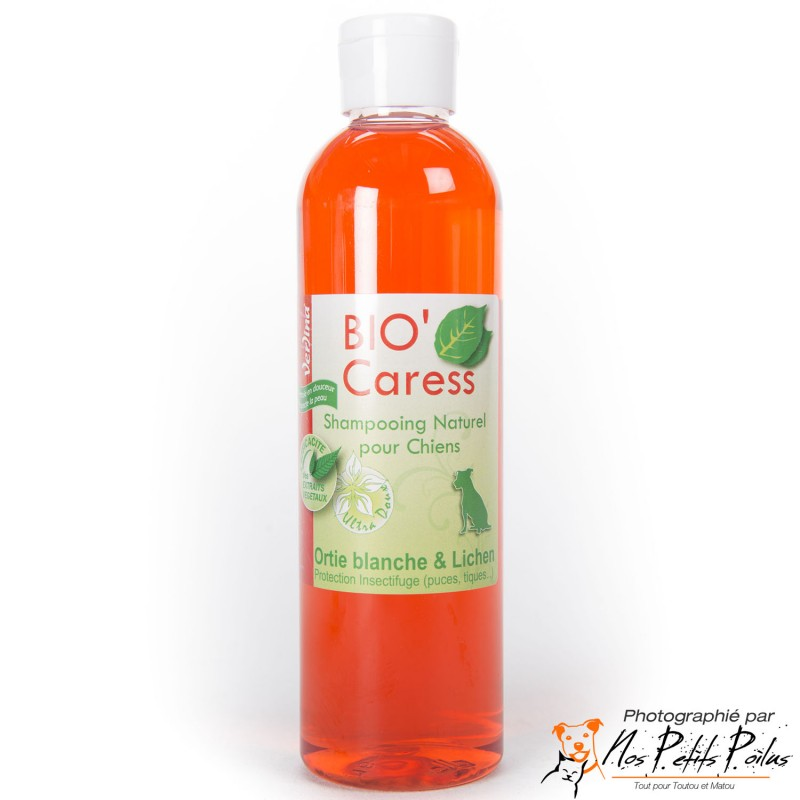 Shampoing Bio'Caress protection insectifuge