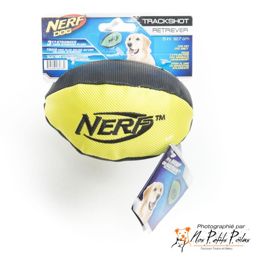 Ballon Foot US Nerf Jaune