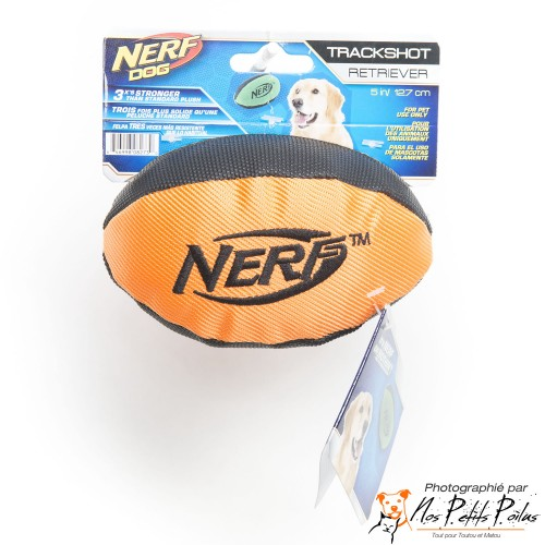 Ballon Foot US Nerf Orange
