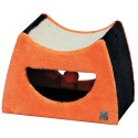 Griffoir chat noir orange Martin Sellier
