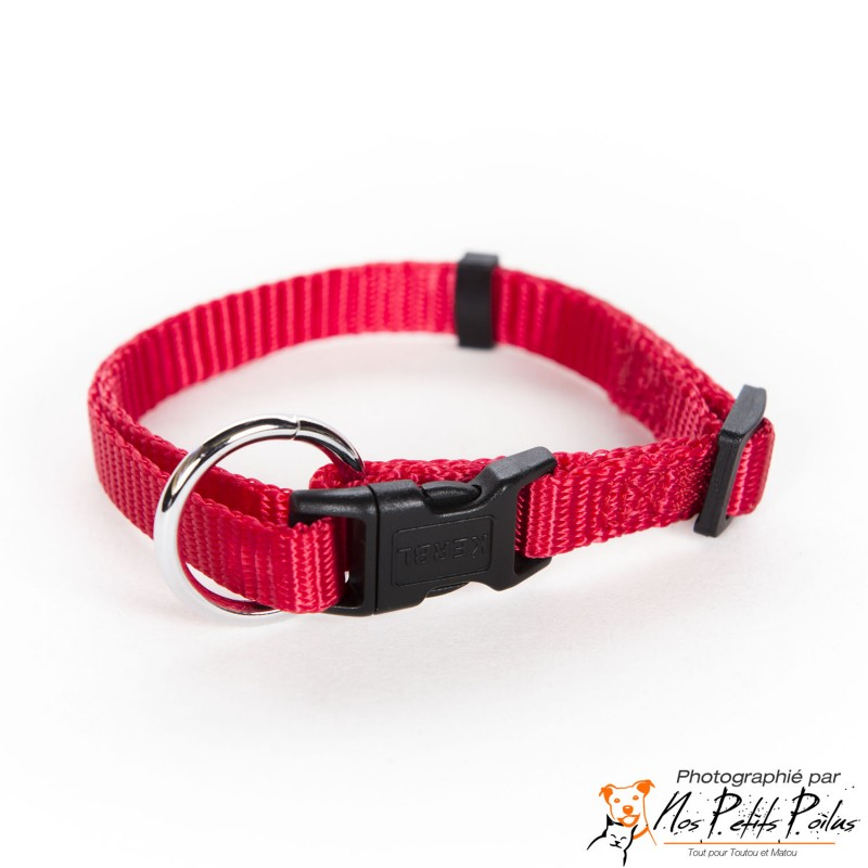 Collier Miami Rouge Kerbl