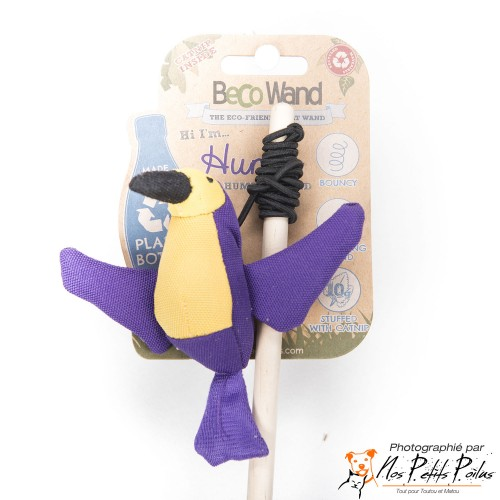 Beco Cat Wand Hummingbird