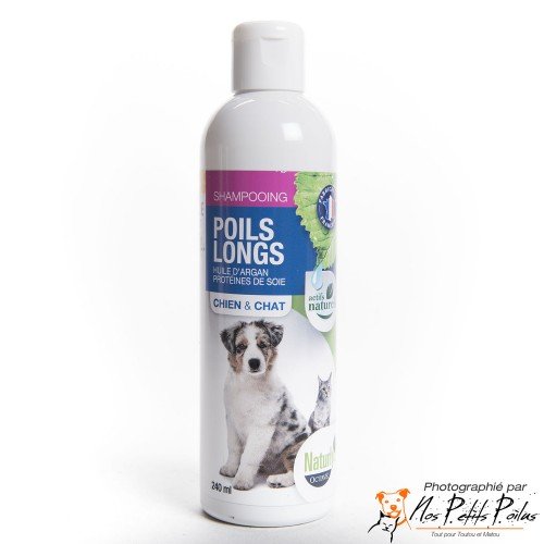 Shampoing poils longs Naturly's Octave