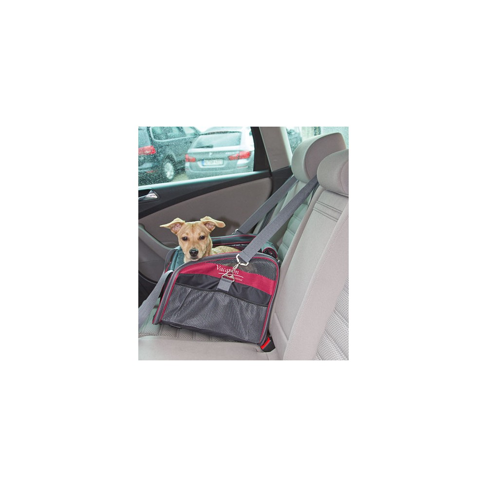 Sac si ge auto vacation kerbl nos petits poilus for Petit siege auto