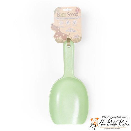 Beco Food Scoop verte