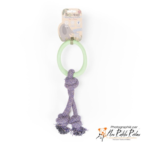 Beco Hoop on rope small vert