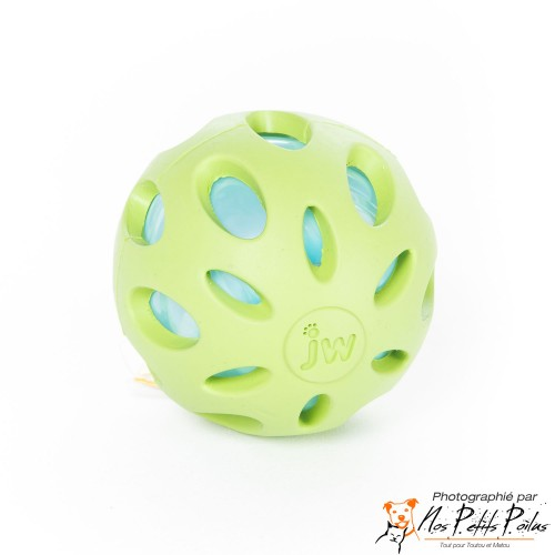 Crackle Ball verte JW