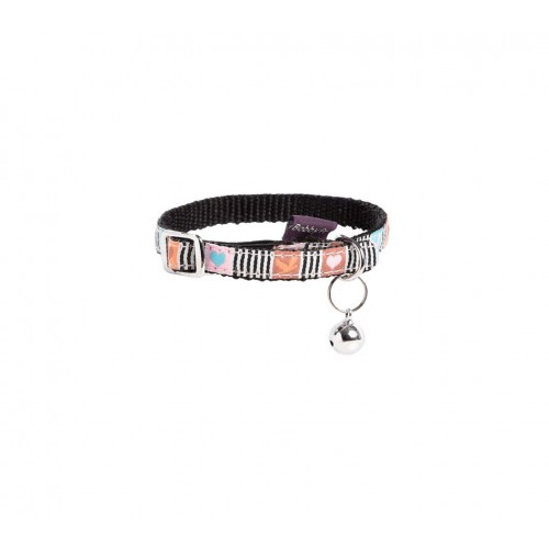 Collier musique chat Bobby