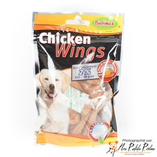 Chicken wings Bubimex