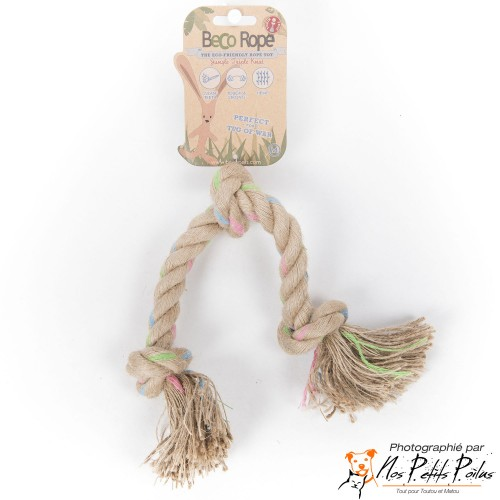 Beco Rope triple knot