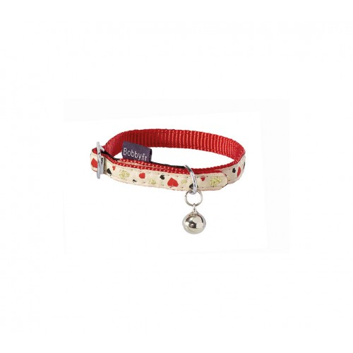 collier lovely rouge   bobby