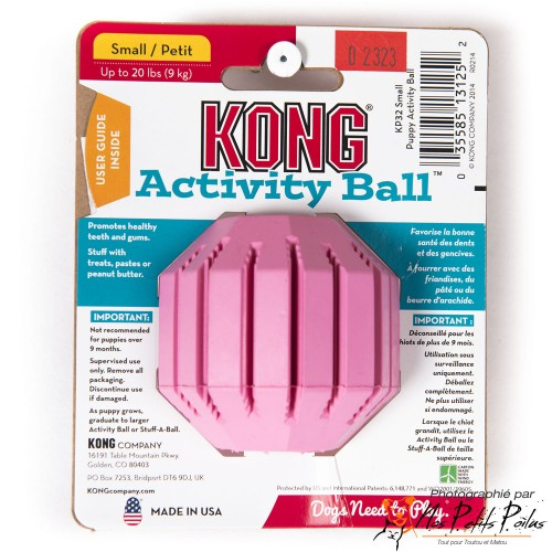 Kong Puppy Activity Ball