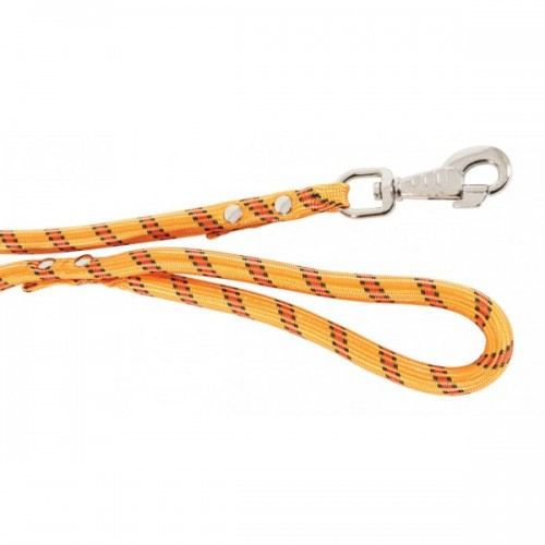 Laisse Nylon corde Orange Zolux
