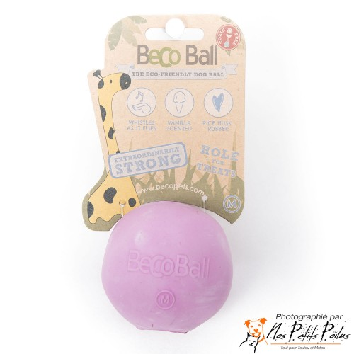 Beco Ball rose M